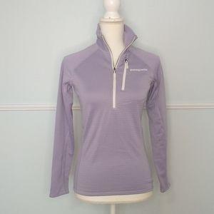 Patagonia half zip pullover running shirt EUC XXS